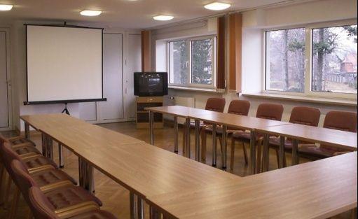 zdjęcie sali konferencyjnej, Dom Wypoczynkowy Bełchatów, Szklarska Poręba