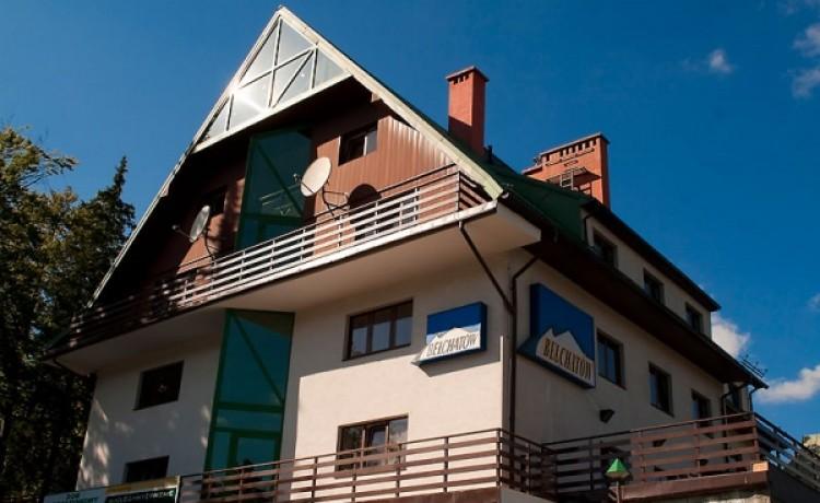 zdjęcie obiektu, Dom Wypoczynkowy Bełchatów, Szklarska Poręba