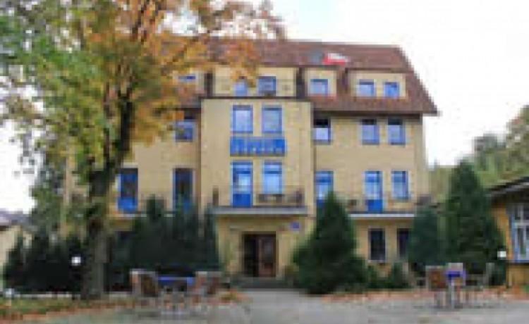 Hotel Europa Polanica-Zdrój