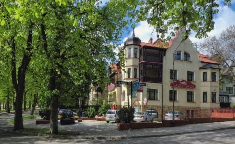Hotel Jantar Polanica Zdrój