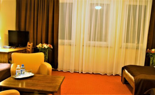 Hotel *** Hotel Metro View / 6