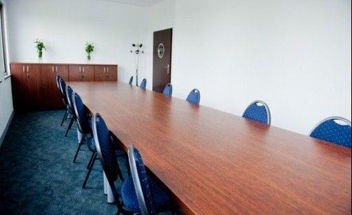 zdjęcie sali konferencyjnej, Marina Hotele, Szczecin