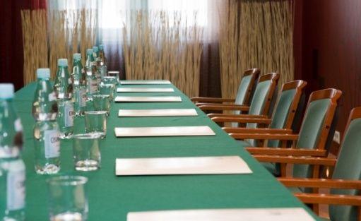 zdjęcie sali konferencyjnej, Hotel Rychło, Bogatynia