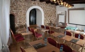 zdjęcie sali konferencyjnej, Hotel Podklasztorze ***, Sulejów