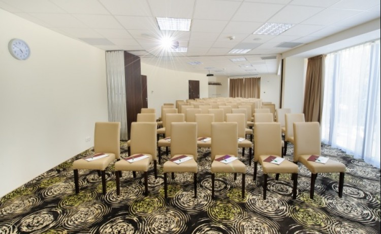 zdjęcie sali konferencyjnej, Hotel Trzebnica, Trzebnica