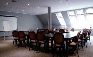 zdjęcie sali konferencyjnej, Pałac Krotoszyce ***, Krotoszyce