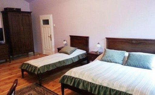 zdjęcie pokoju, Zamek Dobra, Dobroszyce