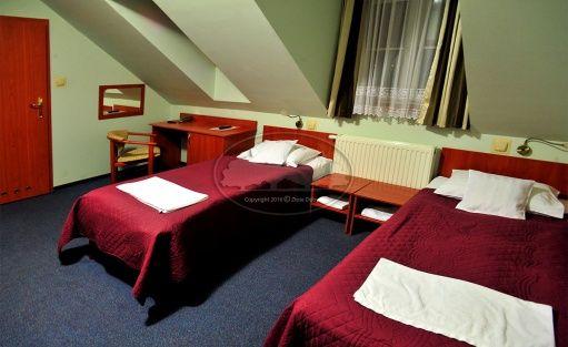 Hotel *** Hotel Złote Dęby / 3