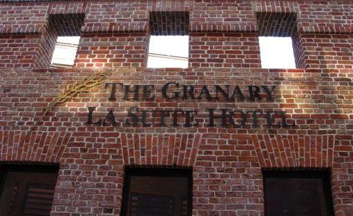 Inne The Granary - La Suite Hotel Wroclaw City Center / 1