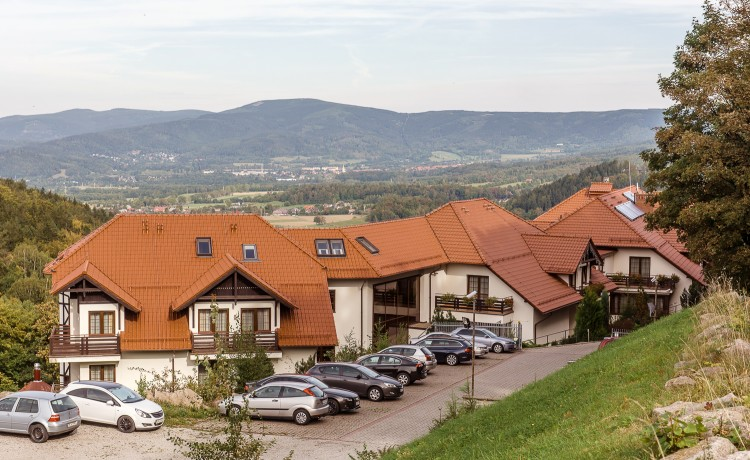 Hotel *** DZIKI POTOK Hotel *** Konferencje Grill & Prestige SPA / 11