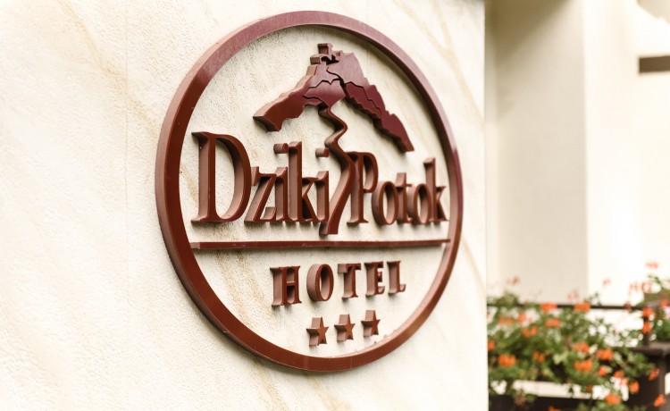 Hotel *** DZIKI POTOK Hotel *** Konferencje Grill & Prestige SPA / 1