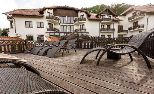 Hotel *** DZIKI POTOK Hotel *** Konferencje Grill & Prestige SPA / 5