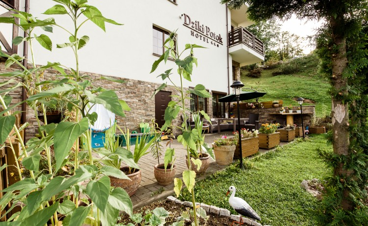 Hotel *** DZIKI POTOK Hotel *** Konferencje Grill & Prestige SPA / 2