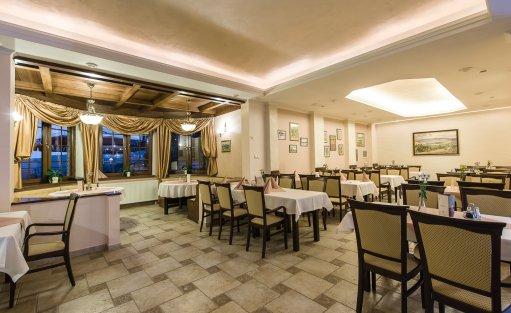 Hotel *** DZIKI POTOK Hotel *** Konferencje Grill & Prestige SPA / 66