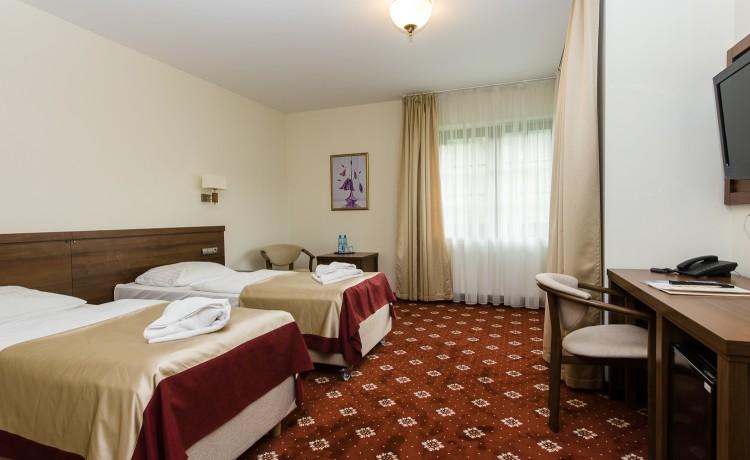 Hotel *** DZIKI POTOK Hotel *** Konferencje Grill & Prestige SPA / 36