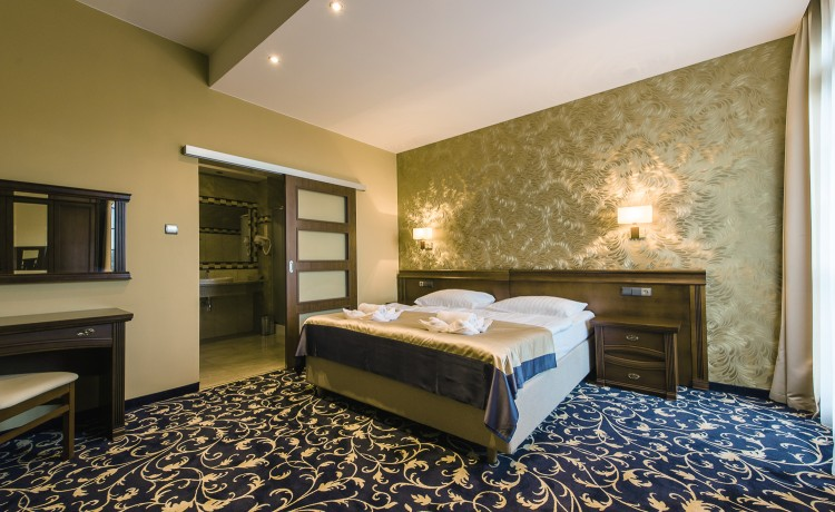 Hotel *** DZIKI POTOK Hotel *** Konferencje Grill & Prestige SPA / 38