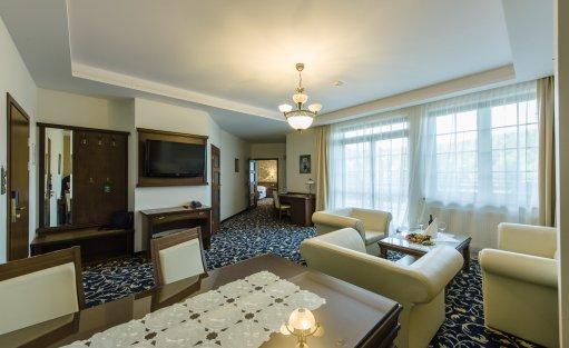 Hotel *** DZIKI POTOK Hotel *** Konferencje Grill & Prestige SPA / 39