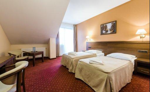 Hotel *** DZIKI POTOK Hotel *** Konferencje Grill & Prestige SPA / 27
