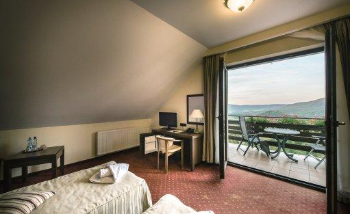 Hotel *** DZIKI POTOK Hotel *** Konferencje Grill & Prestige SPA / 21