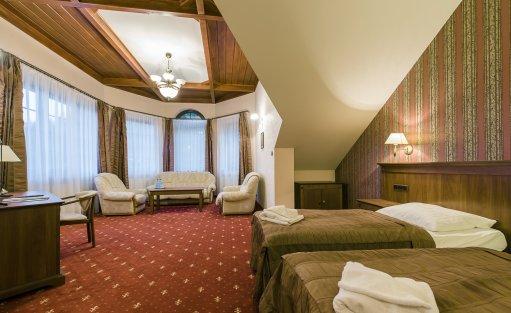 Hotel *** DZIKI POTOK Hotel *** Konferencje Grill & Prestige SPA / 31