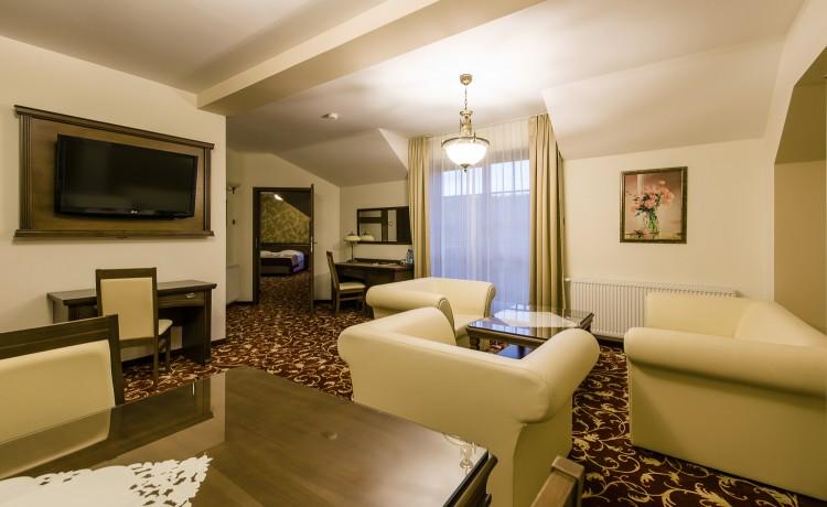 Hotel *** DZIKI POTOK Hotel *** Konferencje Grill & Prestige SPA / 22