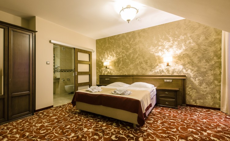 Hotel *** DZIKI POTOK Hotel *** Konferencje Grill & Prestige SPA / 23