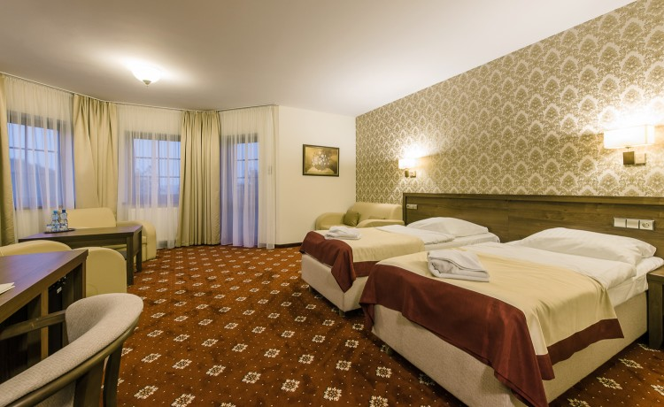 Hotel *** DZIKI POTOK Hotel *** Konferencje Grill & Prestige SPA / 44