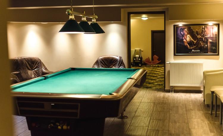 Hotel *** DZIKI POTOK Hotel *** Konferencje Grill & Prestige SPA / 63