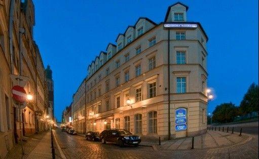 Best Western Hotel Prima Wrocław