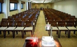 zdjęcie sali konferencyjnej, Park Hotel Diament Katowice, Katowice