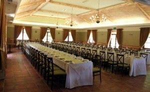 zdjęcie sali konferencyjnej, Karczma Miłocin, Wisznia Mała