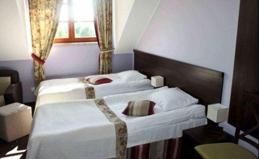 zdjęcie pokoju, Karczma Miłocin, Wisznia Mała