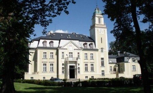 zdjęcie obiektu, Pałac Borowa, Borowa