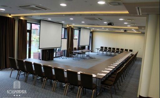 zdjęcie sali konferencyjnej, KolumnaPark *** Hotel i Restauracja, Łódź