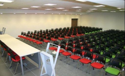 zdjęcie sali konferencyjnej, Targi Lublin SA, Lublin