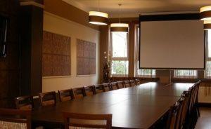 zdjęcie sali konferencyjnej, Hotel i Restauracja Nad Jeziorem , Człuchów