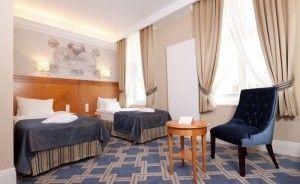 zdjęcie pokoju, Pałac Romantyczny , Toruń