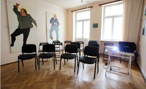 zdjęcie sali konferencyjnej, Centrum Artystyczne Sztukarnia, Warszawa