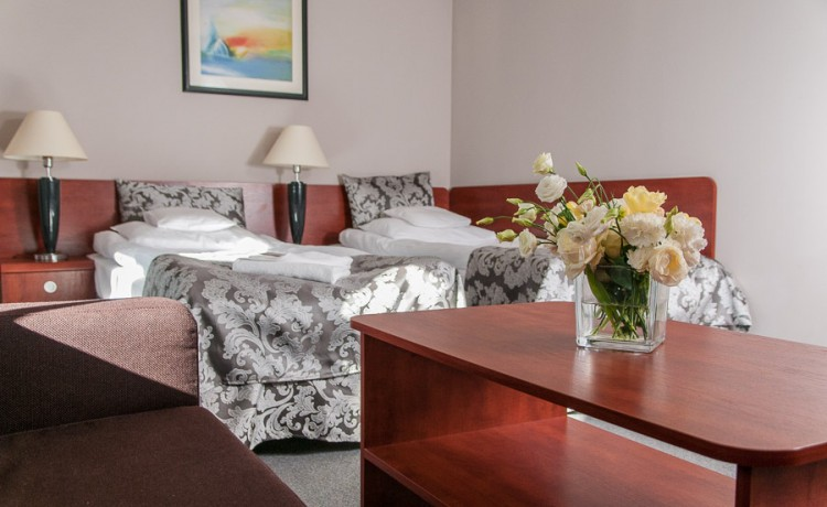 Hotel *** Hotel Hugo Business & SPA *** / 18
