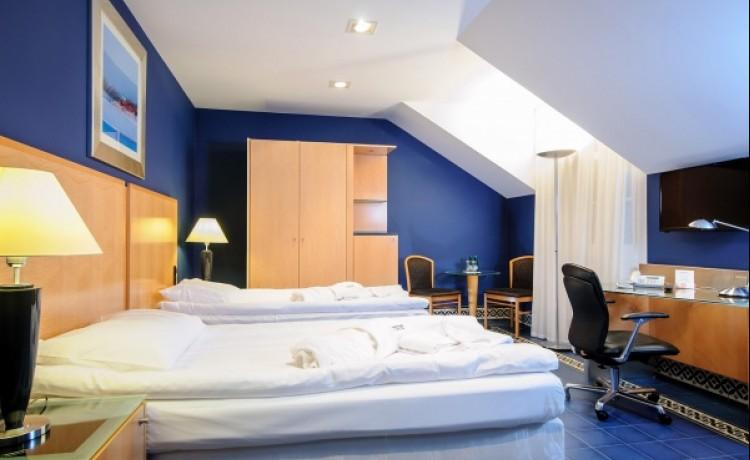 zdjęcie pokoju, Hotel Hugo Business & SPA ***, Kędzierzyn-Koźle