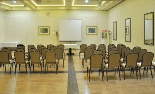 zdjęcie sali konferencyjnej, Willa Impresja, Pabianice