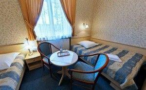 zdjęcie pokoju, Willa Impresja, Pabianice
