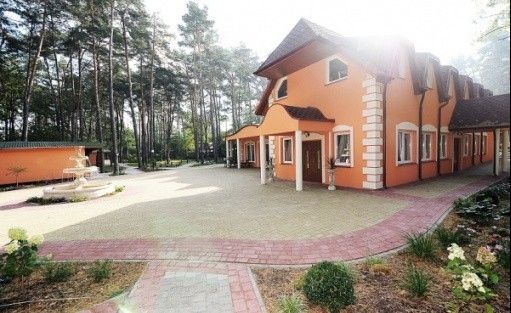 zdjęcie obiektu, Dwór nad Narwią  , Grabówiec