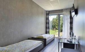"""zdjęcie pokoju, Dom Wypoczynkowy """"Pod Strzechą"""" w Giewartowie, Gewartów"""