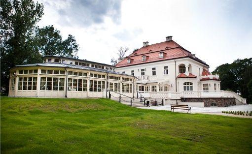 Pałace, dworki, zamki Pałac Tłokinia / 0