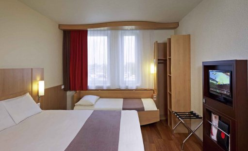 Hotel *** Hotel ibis Kraków Stare Miasto / 4