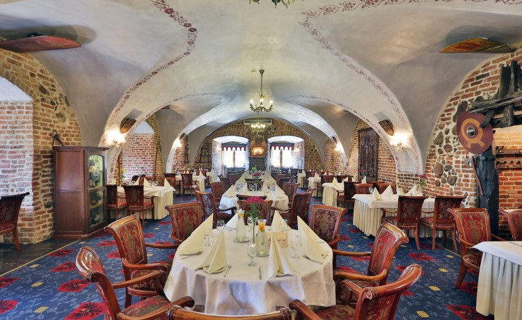 Hotel **** Hotel Zamek Ryn / 38