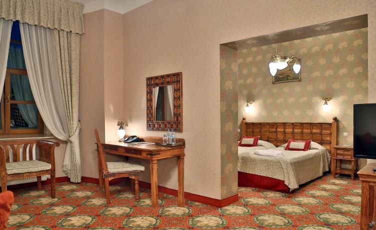 Hotel **** Hotel Zamek Ryn / 28