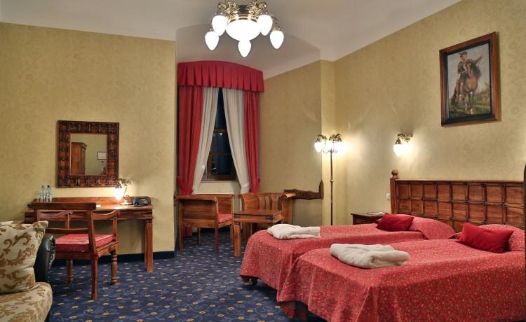 Hotel **** Hotel Zamek Ryn / 27