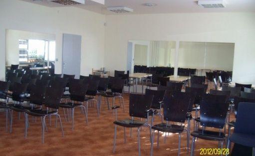 zdjęcie sali konferencyjnej, Quickro Coworking  biuro coworkingowe , Skawina